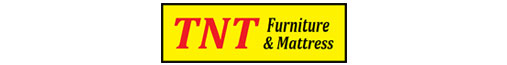 TNT Furniture & Mattress Logo
